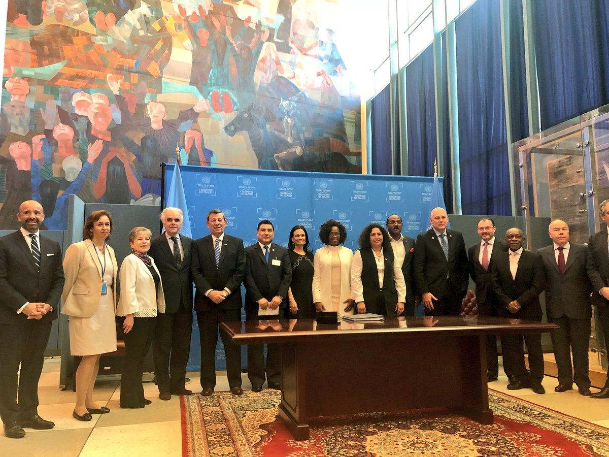 Costa Rica fue uno de los proponentes del Acuerdo de Escazú, el cual garantiza protección a las personas defensoras del ambiente.