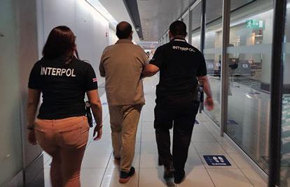 Mauricio Víquez extraditado